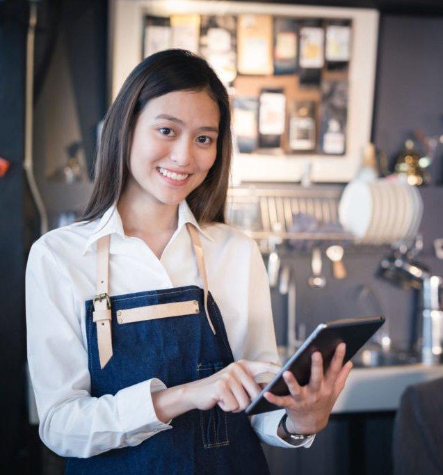 sispos-tablet-waitress