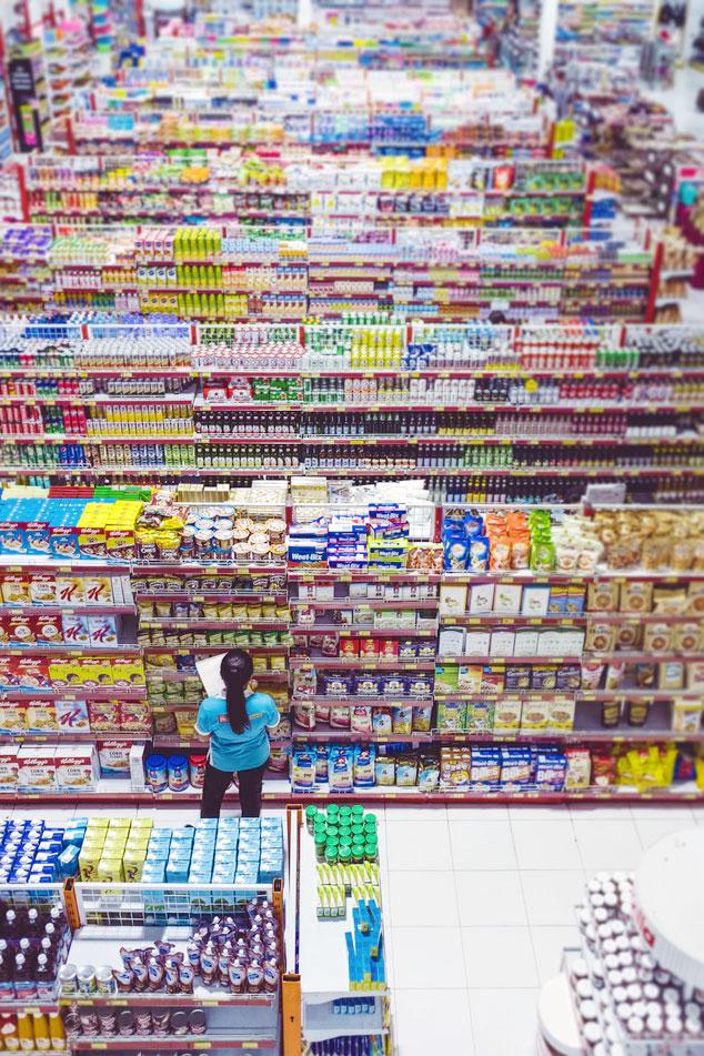 Retail Inventory Stock